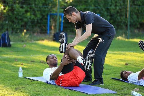 Preparatore atletico